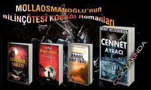 Mehmet Mollaosmanoğlu - kitaplar
