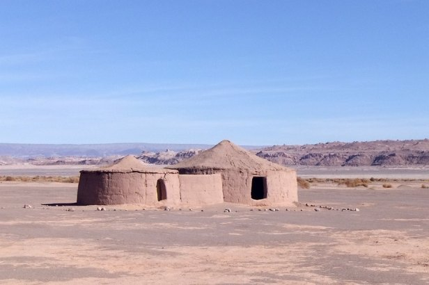 Reconstructed House at Tulor