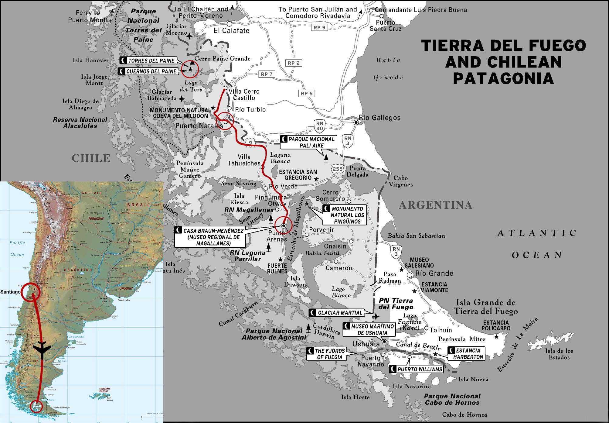 Torres Boğazı: açıklama, resim