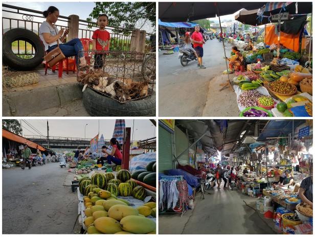 CaoBang-pazar